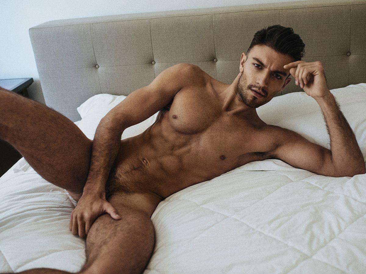Gay male models posing nude