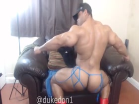 Gay muscle ass sex