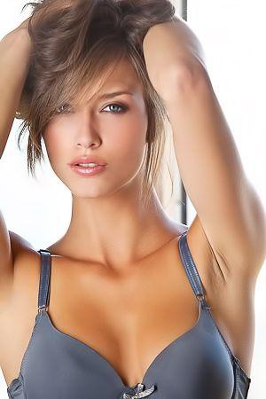 Malena morgan see through bodysuit