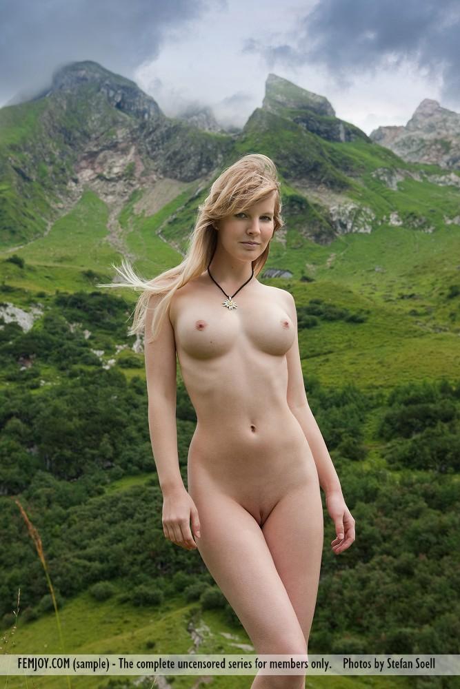 Swiss girls nude