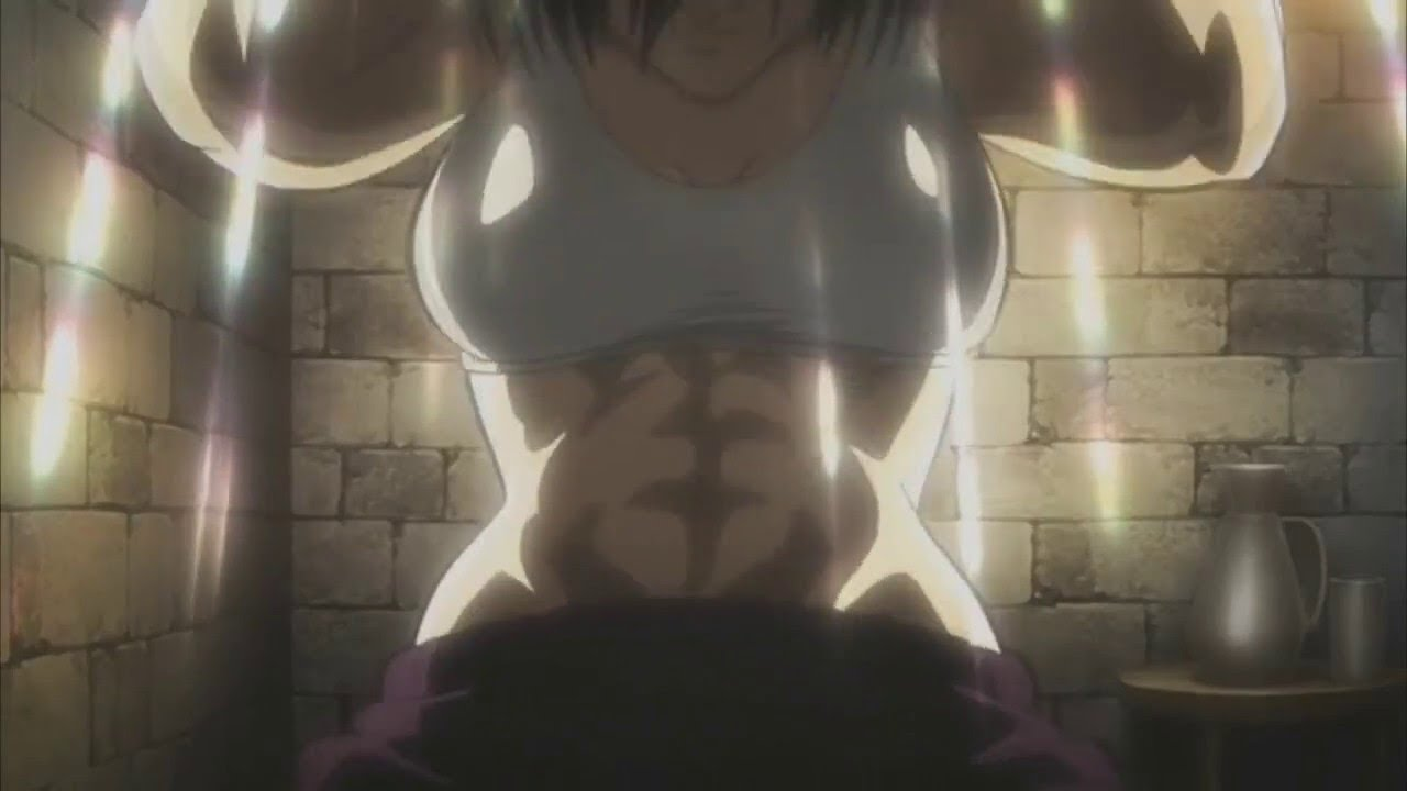 Attack on titan mikasa abs