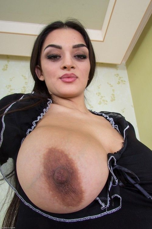 Arab women big natural breast