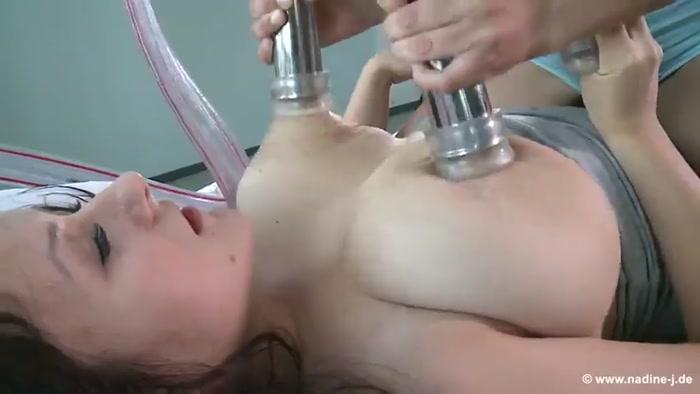 Lesbian milking bdsm