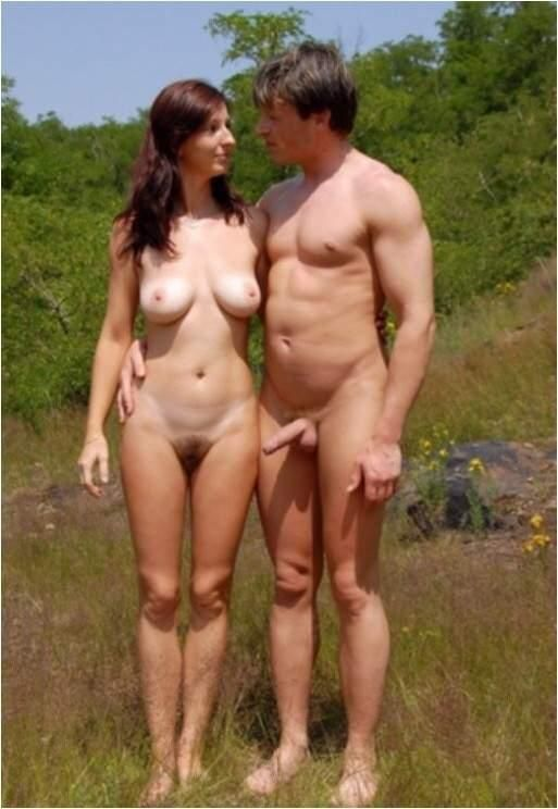 Naked mature nude couples erection