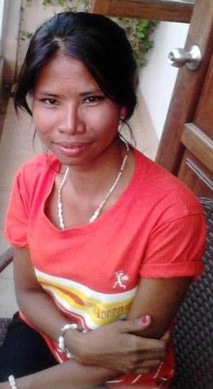 Cambodian prostitute girls nude