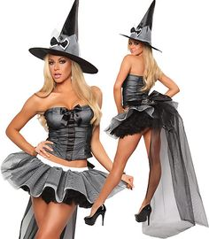 costumes Sexy witch halloween