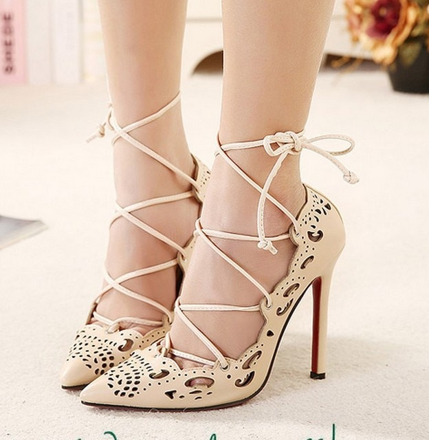 Sexy high heels shoes for women clubwear