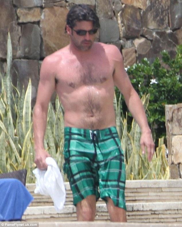 nude fakes dempsey Patrick