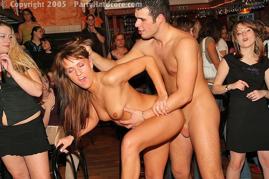 Hardcore party girls