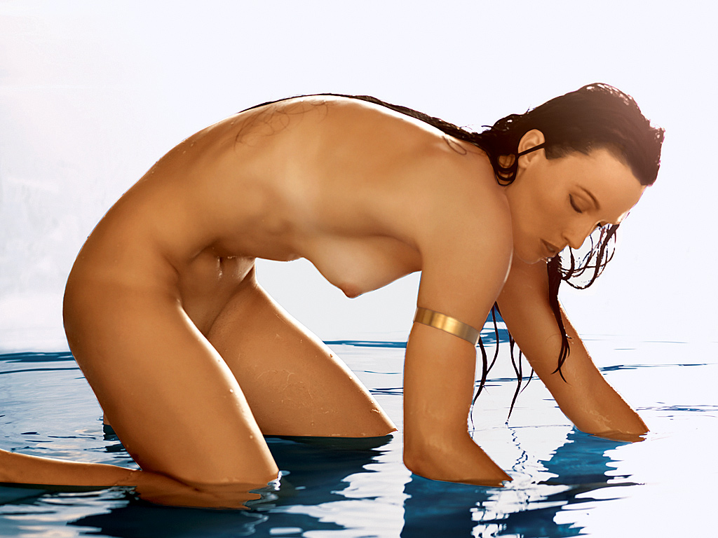 Amanda beard nude playboy