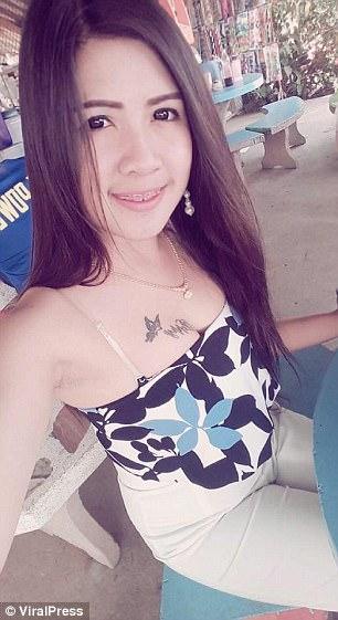 Beautiful busty thai women