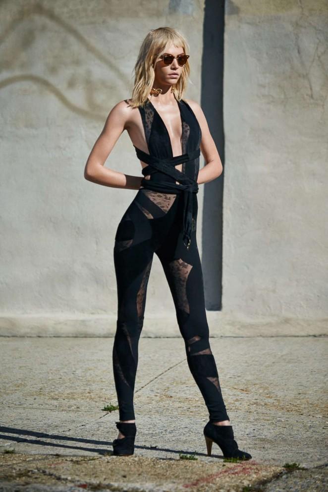 Aline weber model