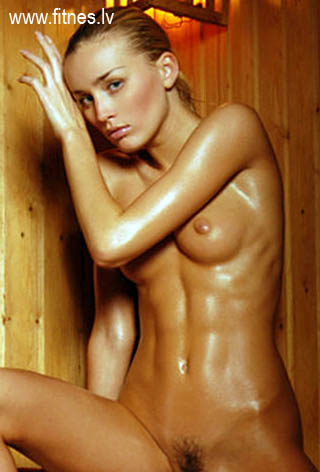 Sexy female athletes nude