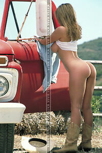 Hot blonde big ass