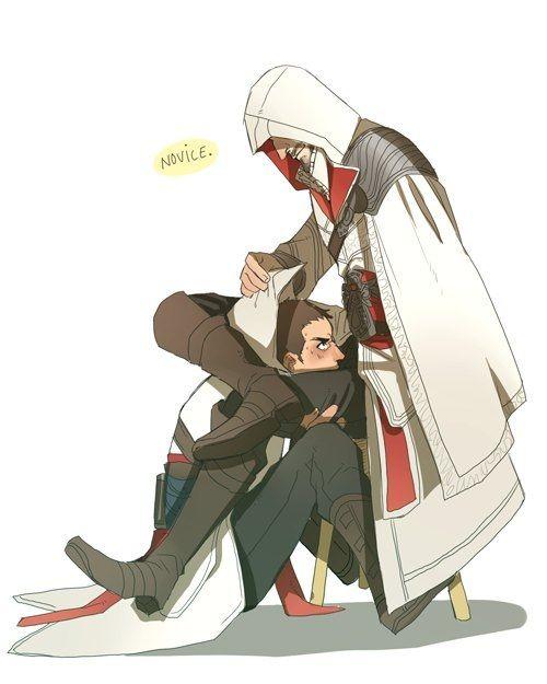 s creed yaoi Assassin