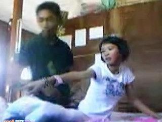 Asian homemade amateur mature wife