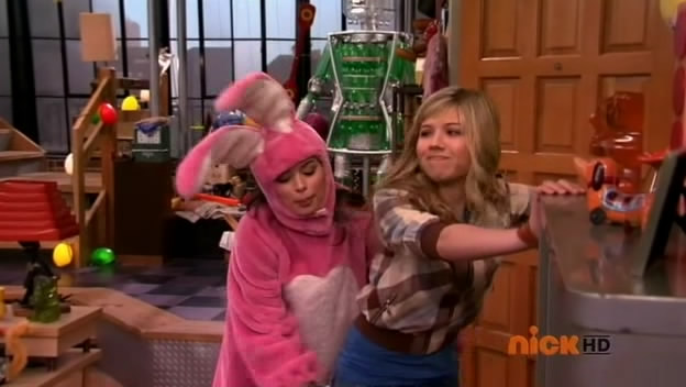 Icarly girls naked sex