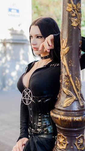 Gothic sexy goth girls