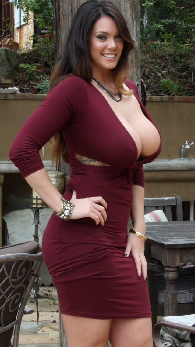 Tall women with big tits