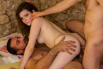 Erotic explicite art double penetration