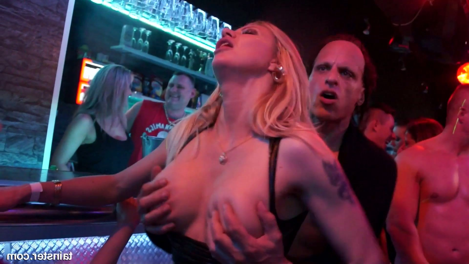 Beautiful blonde big boobs get fucked