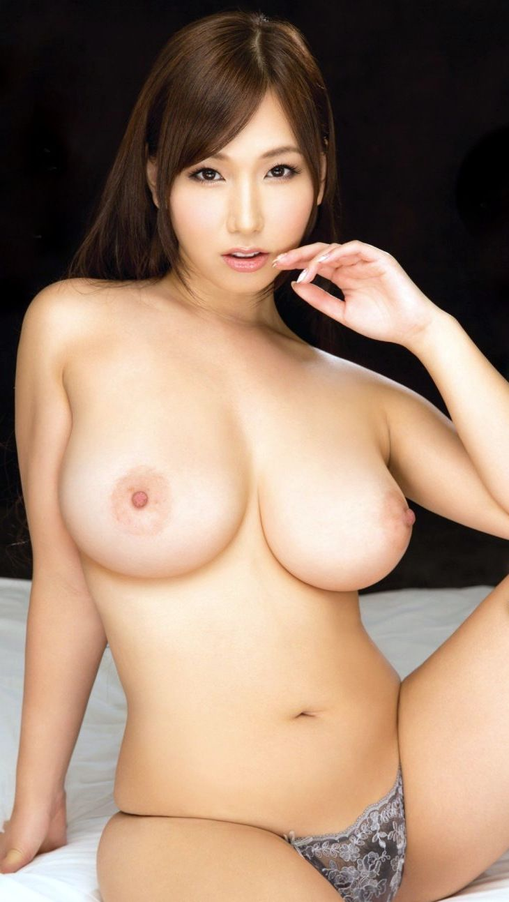 Sexy naked asian big boobs