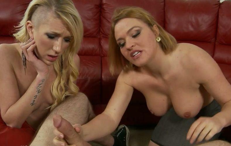 Big tits mature pussy cum