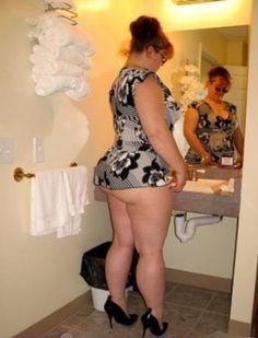 Short dresses showing ass