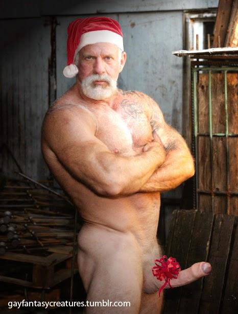 claus gay sex Santa
