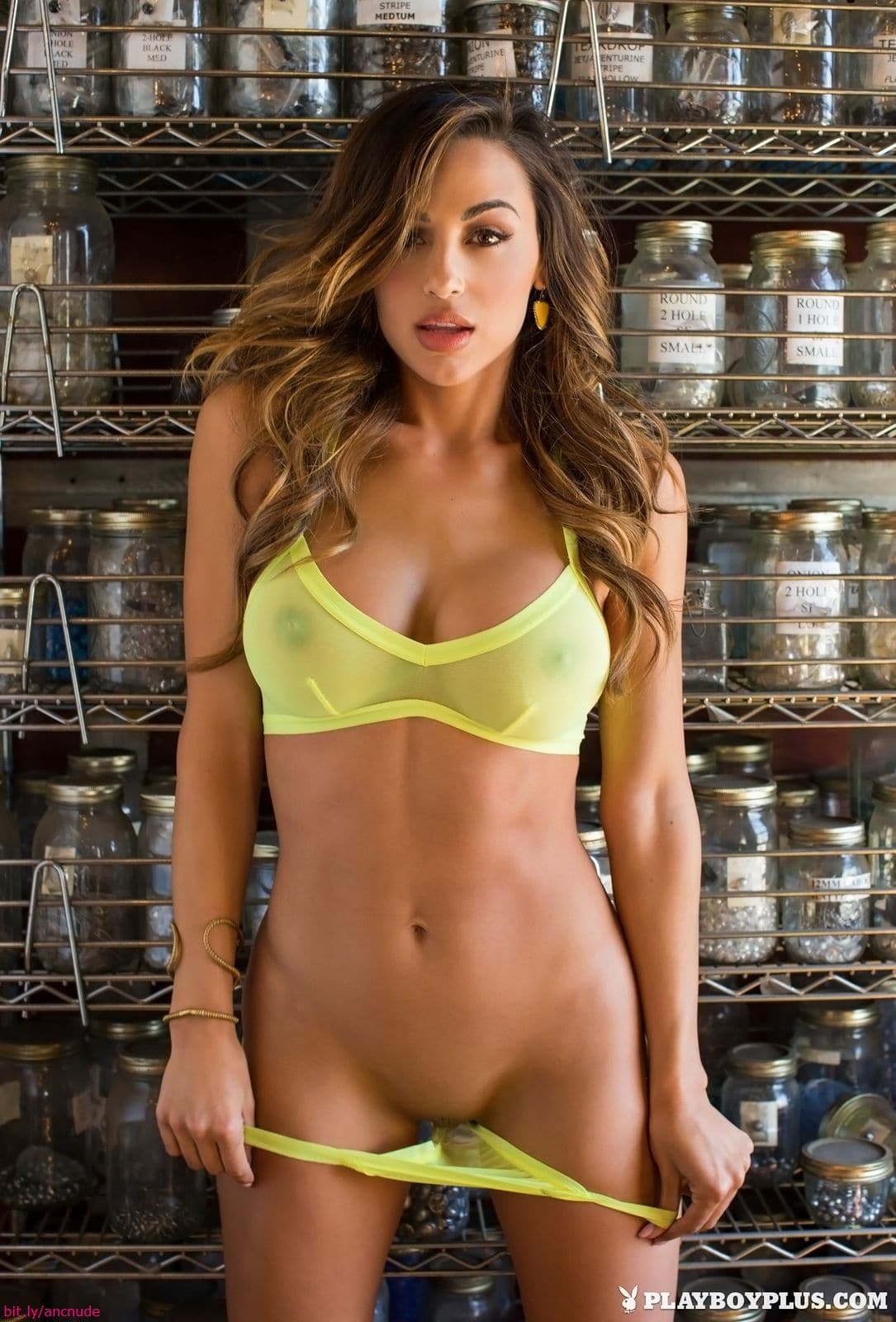 fitness nude Playboy models