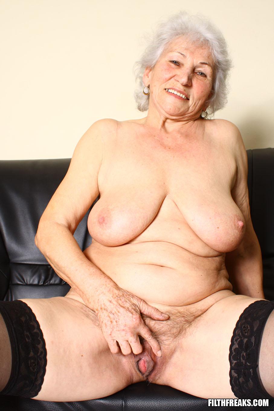 filthfreaks granny Black