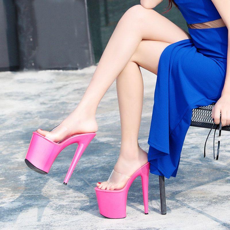 Girl heel high women shoes