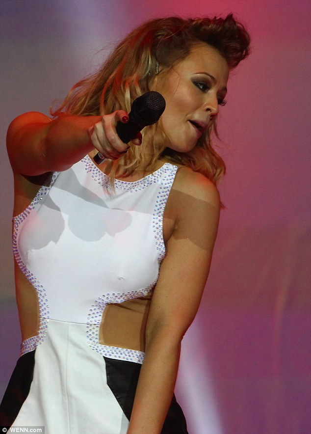 Kimberley walsh nipples