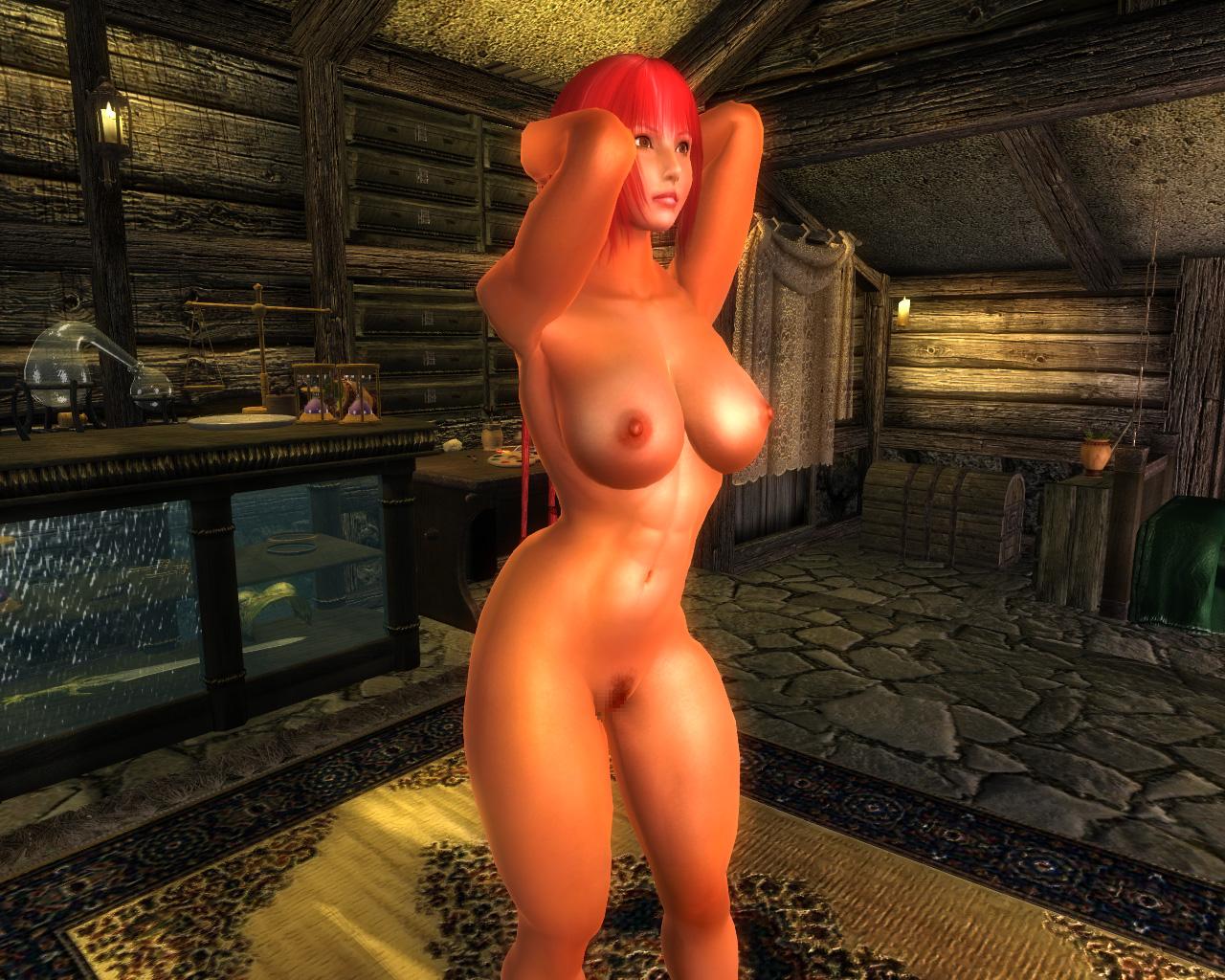 elder scrolls porn Nude oblivion