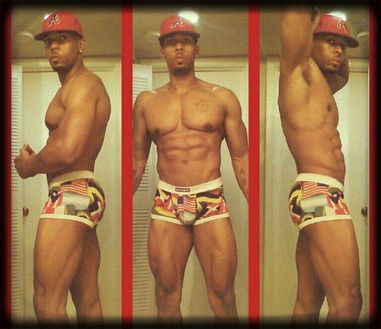 Underwear gay black hood