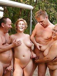 Nude couple mature nudist