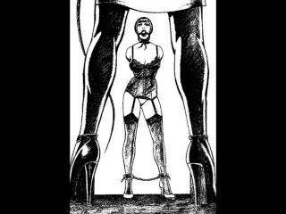 Hentai anime bondage spankings