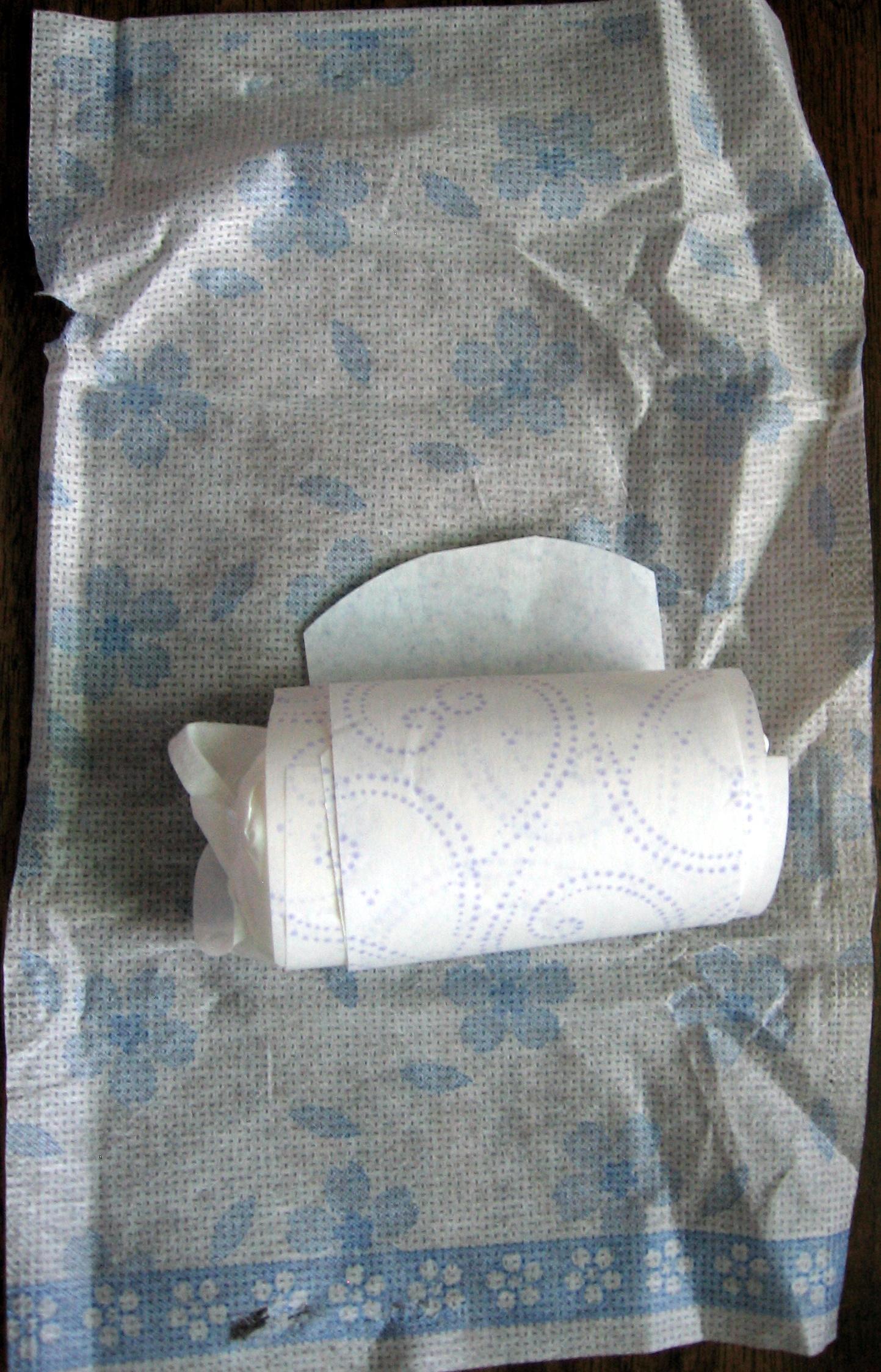 Tumblr dirty pads in panties