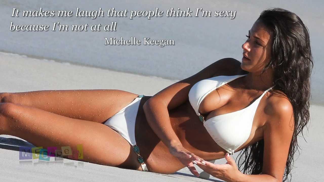 keegan bikini Michelle