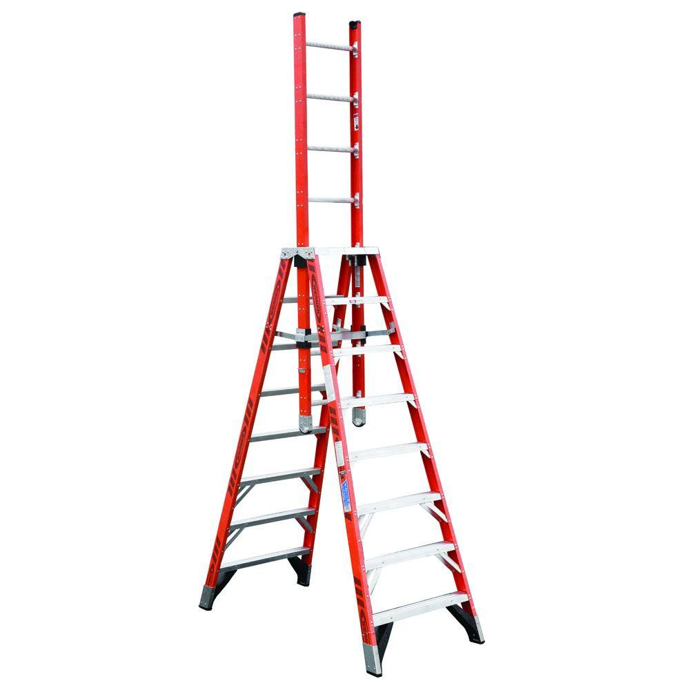 Step ladder extension