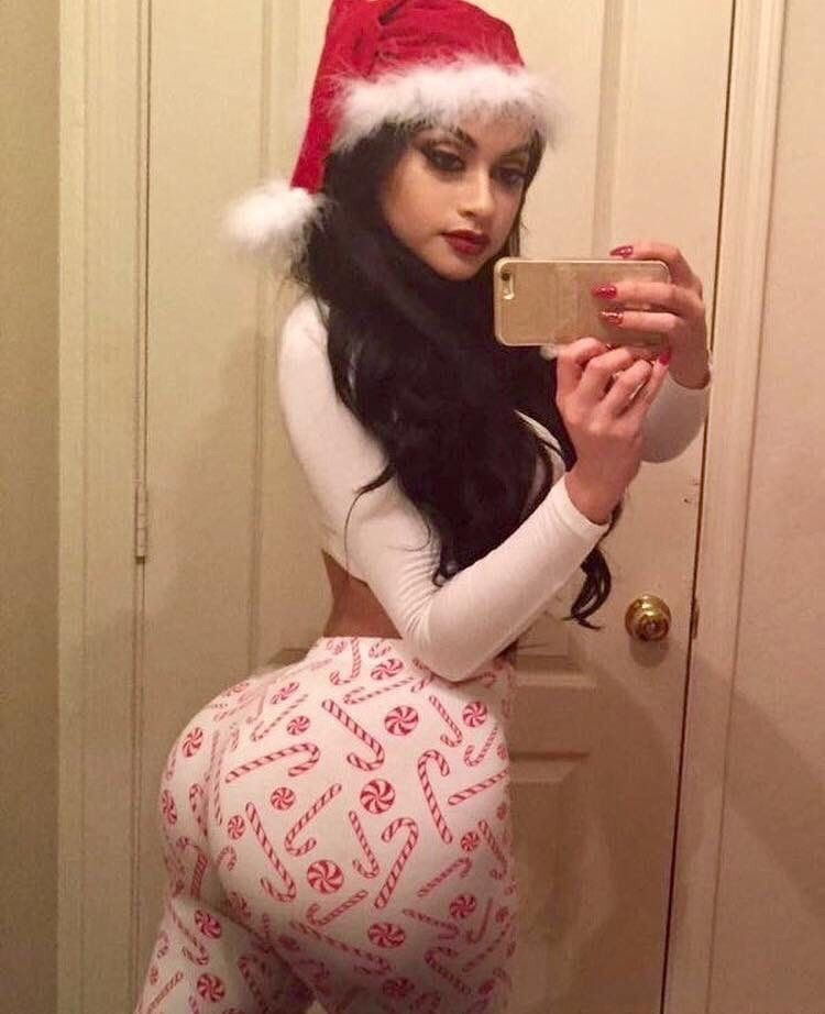 Selfie big ass latinas