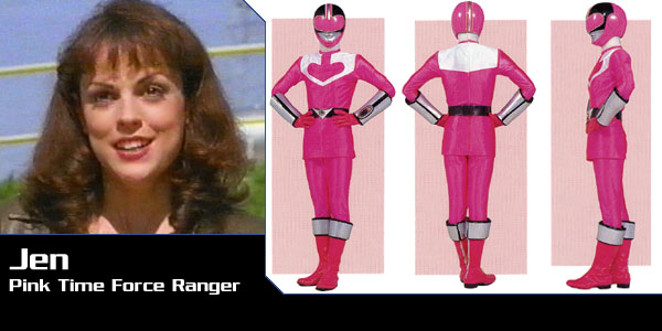 power rangers naked Revenge