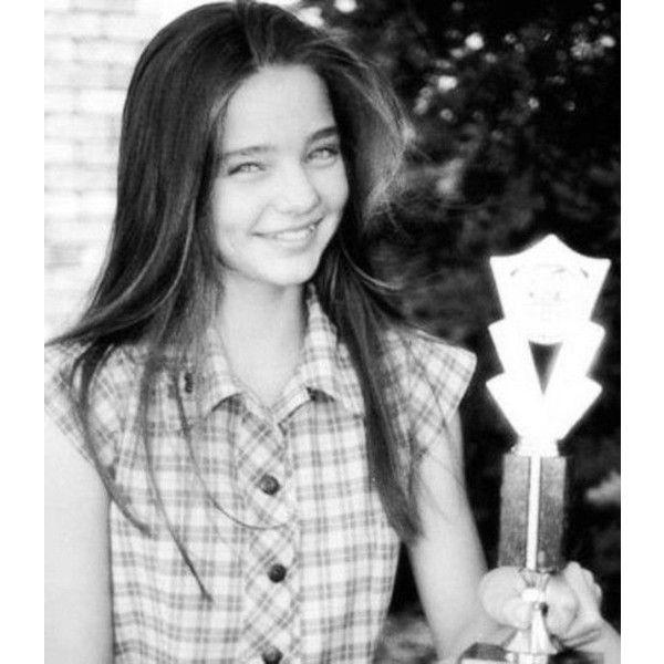 Miranda kerr young