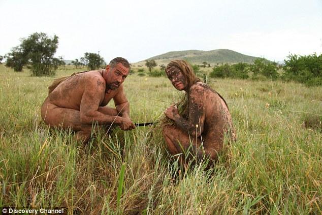 Wild women nude