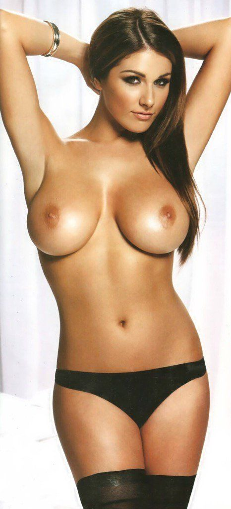 Lucy pinder nude boobs