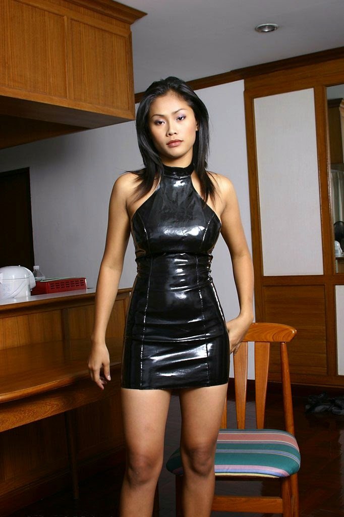 Leather mistress dresses