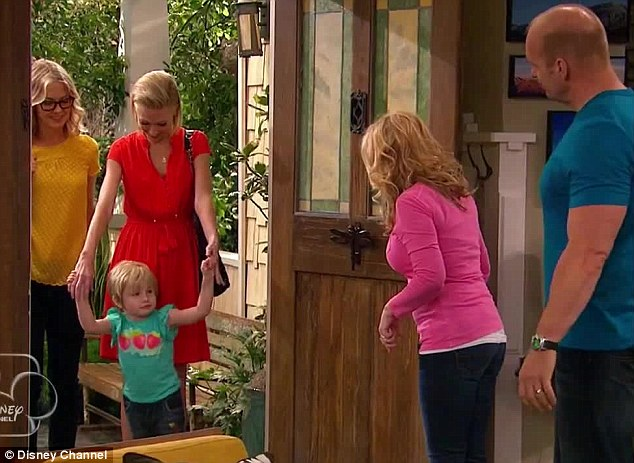 Good luck charlie leigh allyn baker naked