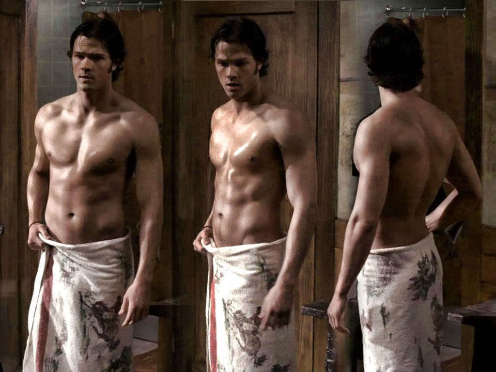Jared padalecki and jensen ackles nude