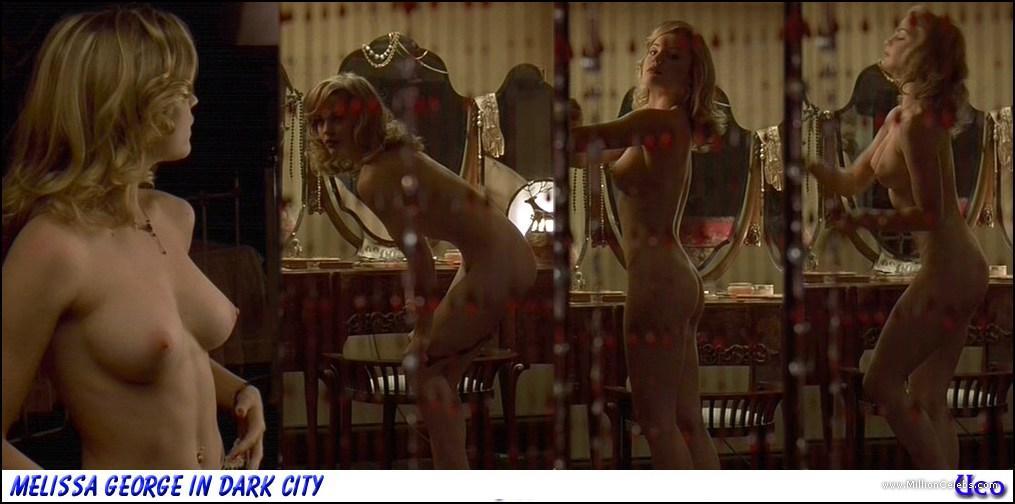 Melissa george nude naked