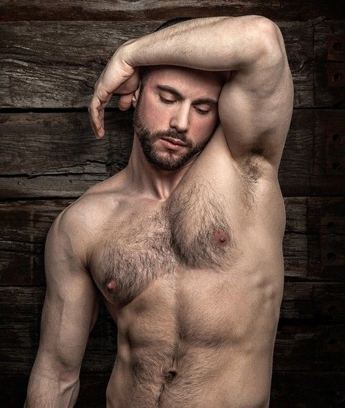 Preppy naked guys hairy